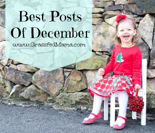 Best Posts of December