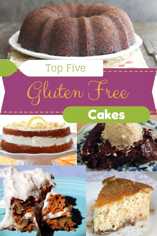 Gluten Free Wheat Grass Cake