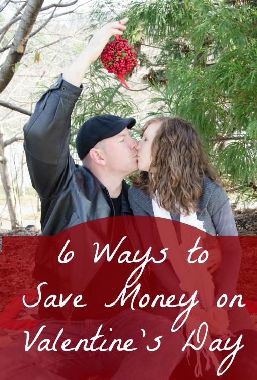 6 Ways to Save Money on Valentine's Day