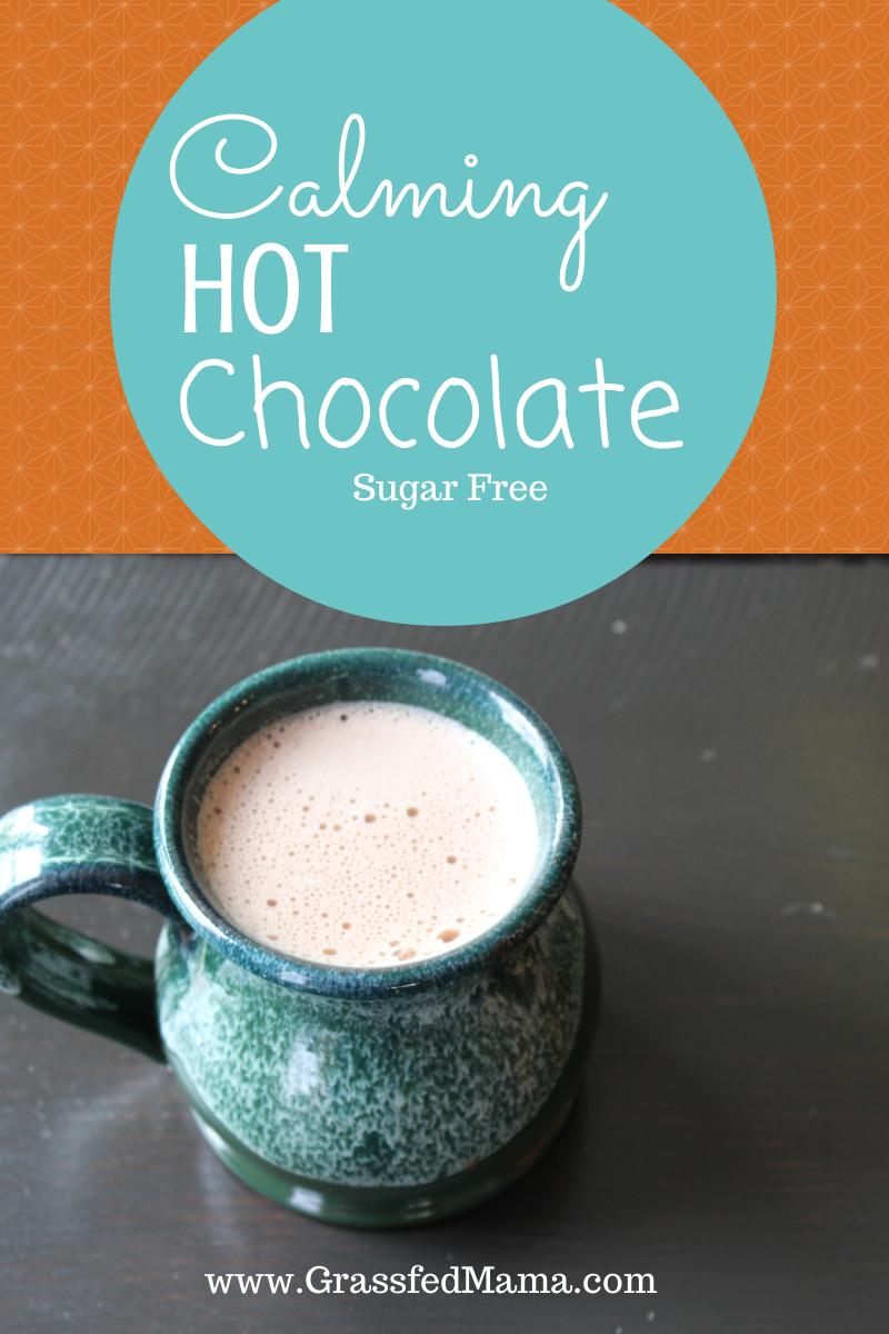 Sugar Free, magnesium, cocoa powder, chamomile