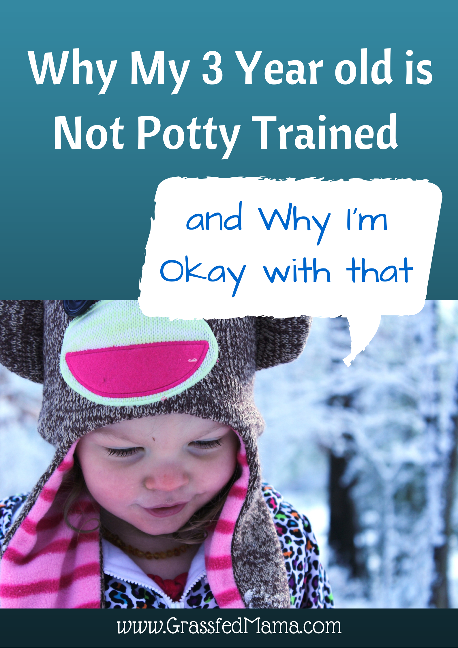 Potty training regression day 3 2014