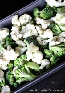 Broccoli Tuna Casserole Cauliflower low carb gluten free