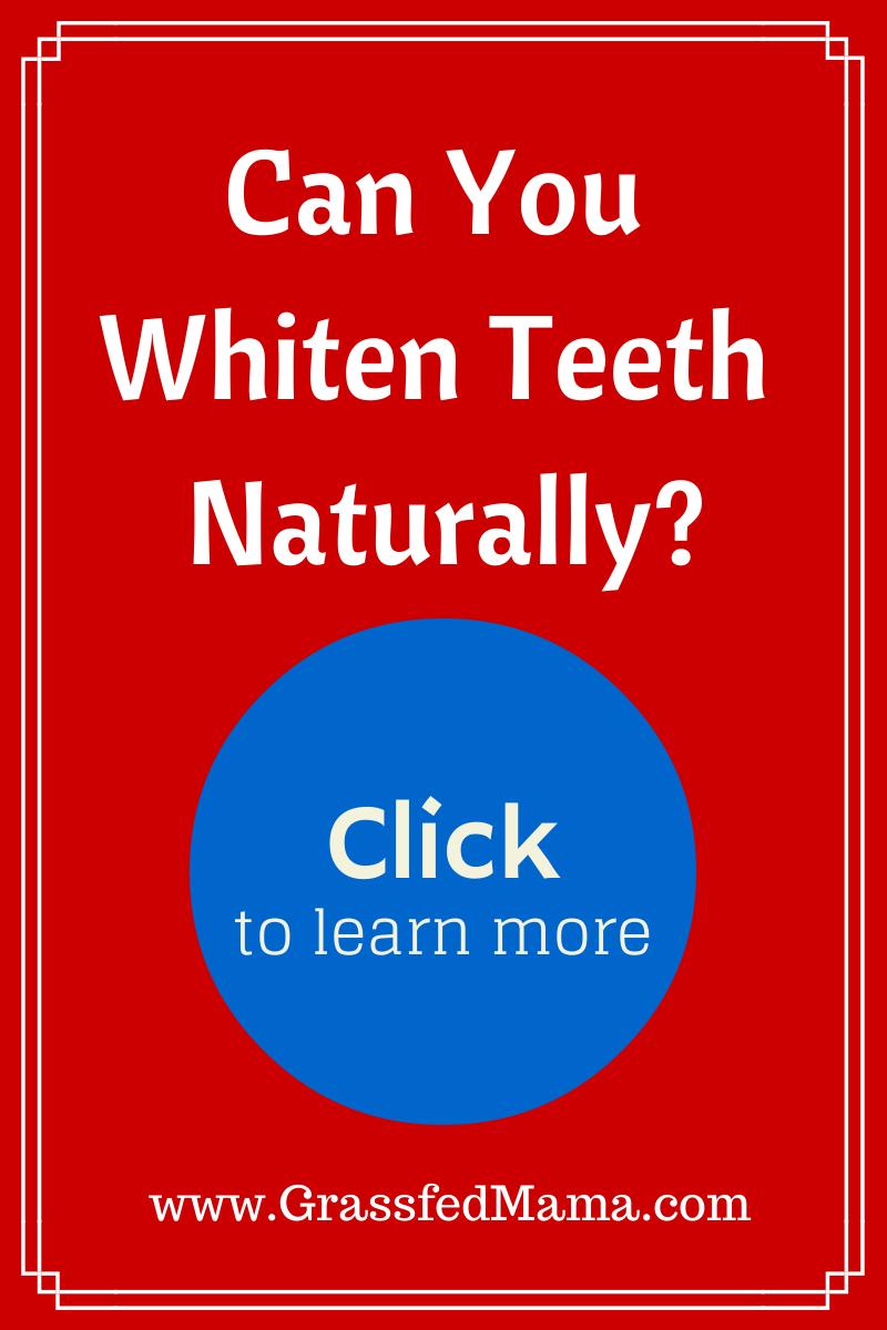 how to keep my teeth whiter