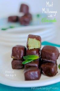Avocado recipes mint meltaway1