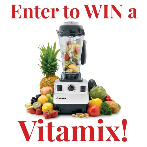 Enter to Win a Vitamix! Giveaway