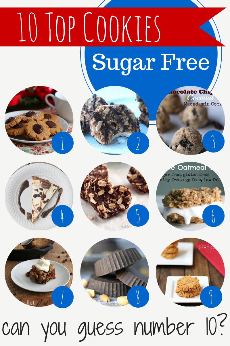 Sugar Free Dress: 10 Top Sugar Free Cookies