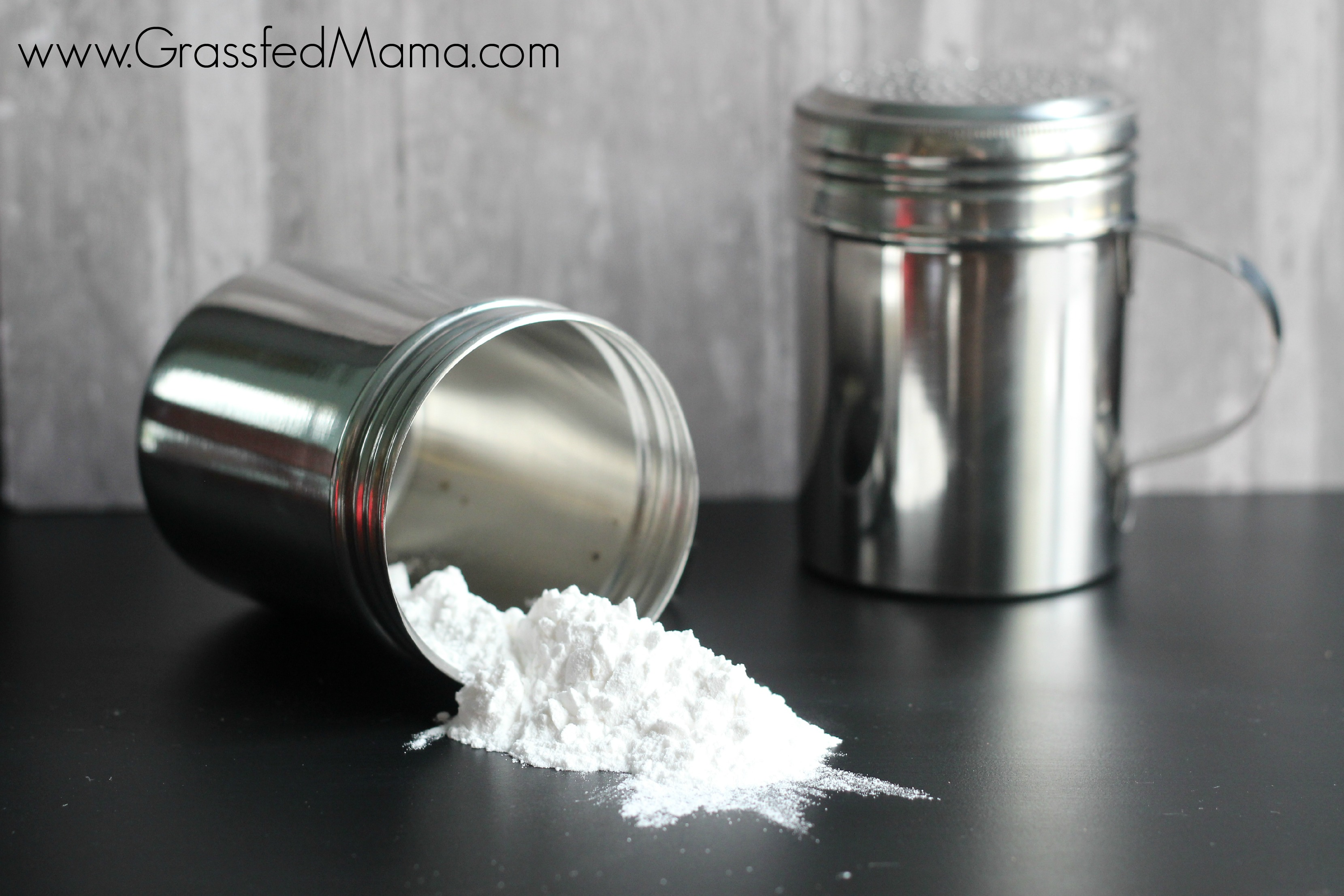 DIY Baby Powder Talc Free
