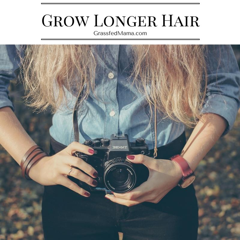 Grow Longer Hair