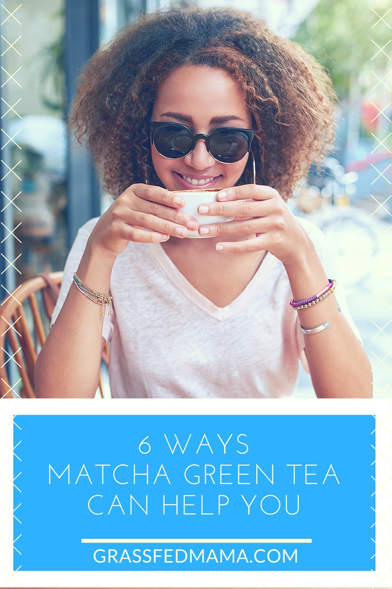 6 Ways Matcha Green Tea can Help