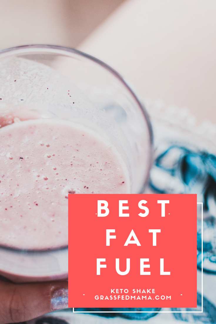 It Works Best Fat Fuel