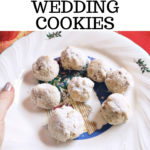 Low-Carb Mexican Wedding Cookies