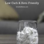 Low Carb Cannoli Whip