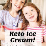 "Low Carb and Keto Chocolate ""Made in a Bag"" ICE CREAM"